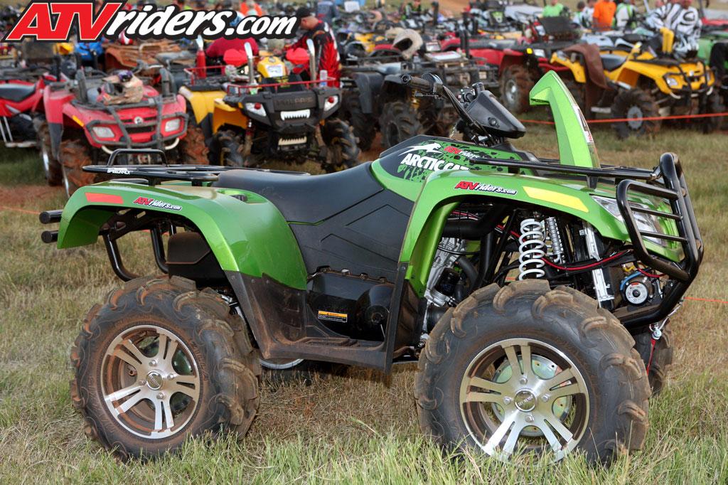 2012 arctic cat mud pro 700 review