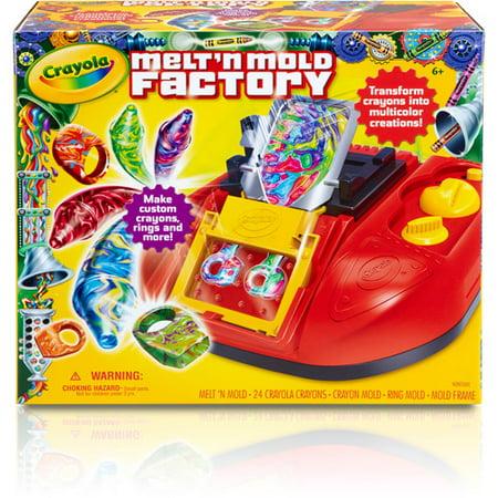 crayola melt n mold factory reviews