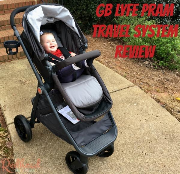 gb lyfe travel system reviews