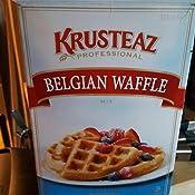 best belgian waffle mix reviews