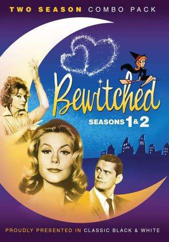 bewitched complete series dvd review