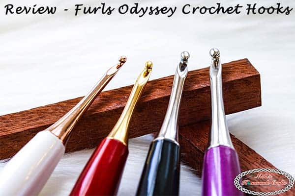 furls odyssey crochet hook review