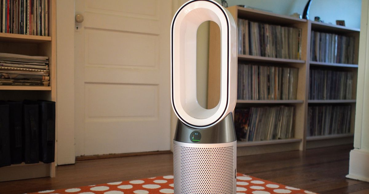 dyson hot and cold air purifier reviews