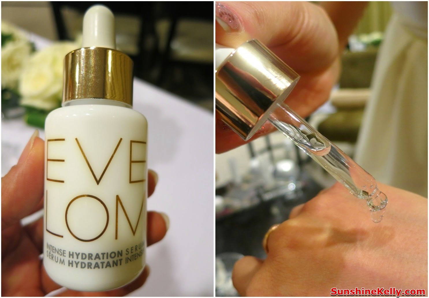 eve lom firming serum review