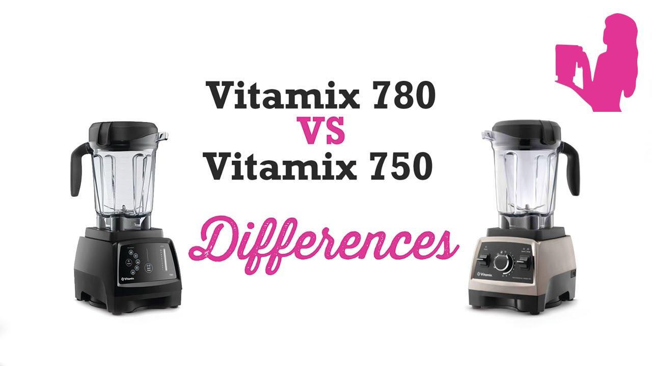 vitamix 750 vs 7500 review