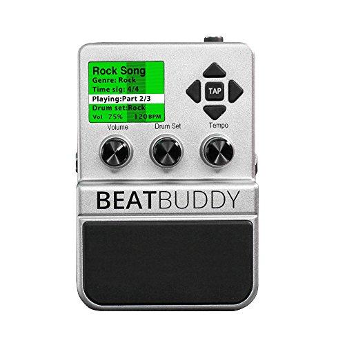 beatbuddy drum machine pedal review