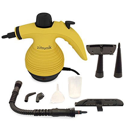handheld portable steam cleaner reviews