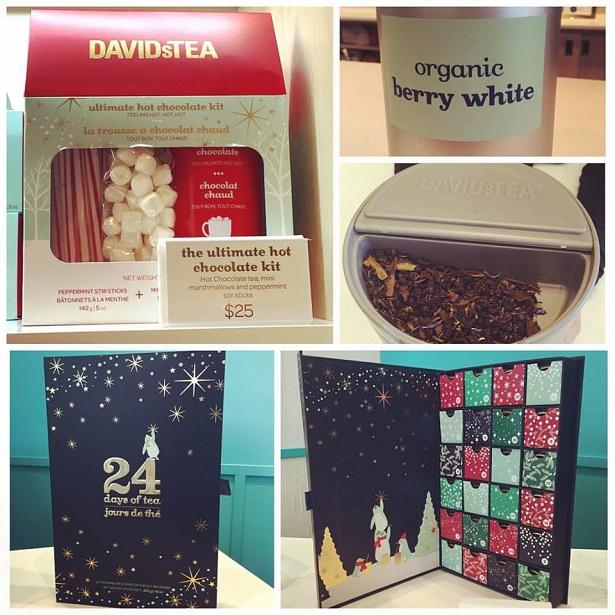 davids tea hot chocolate review