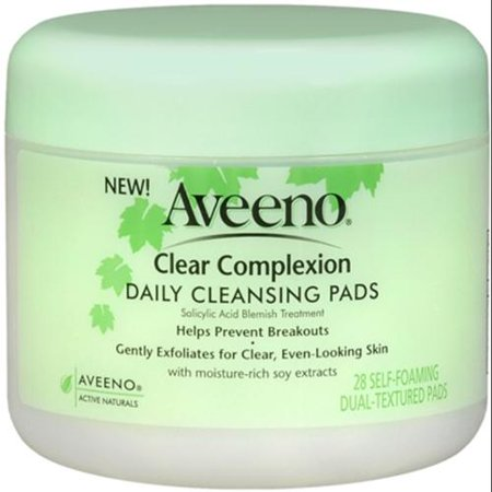 aveeno clear complexion pads review