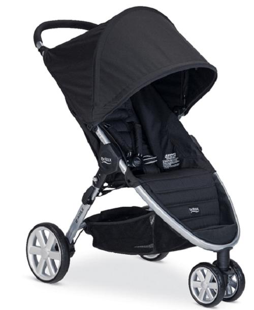 britax b safe stroller reviews