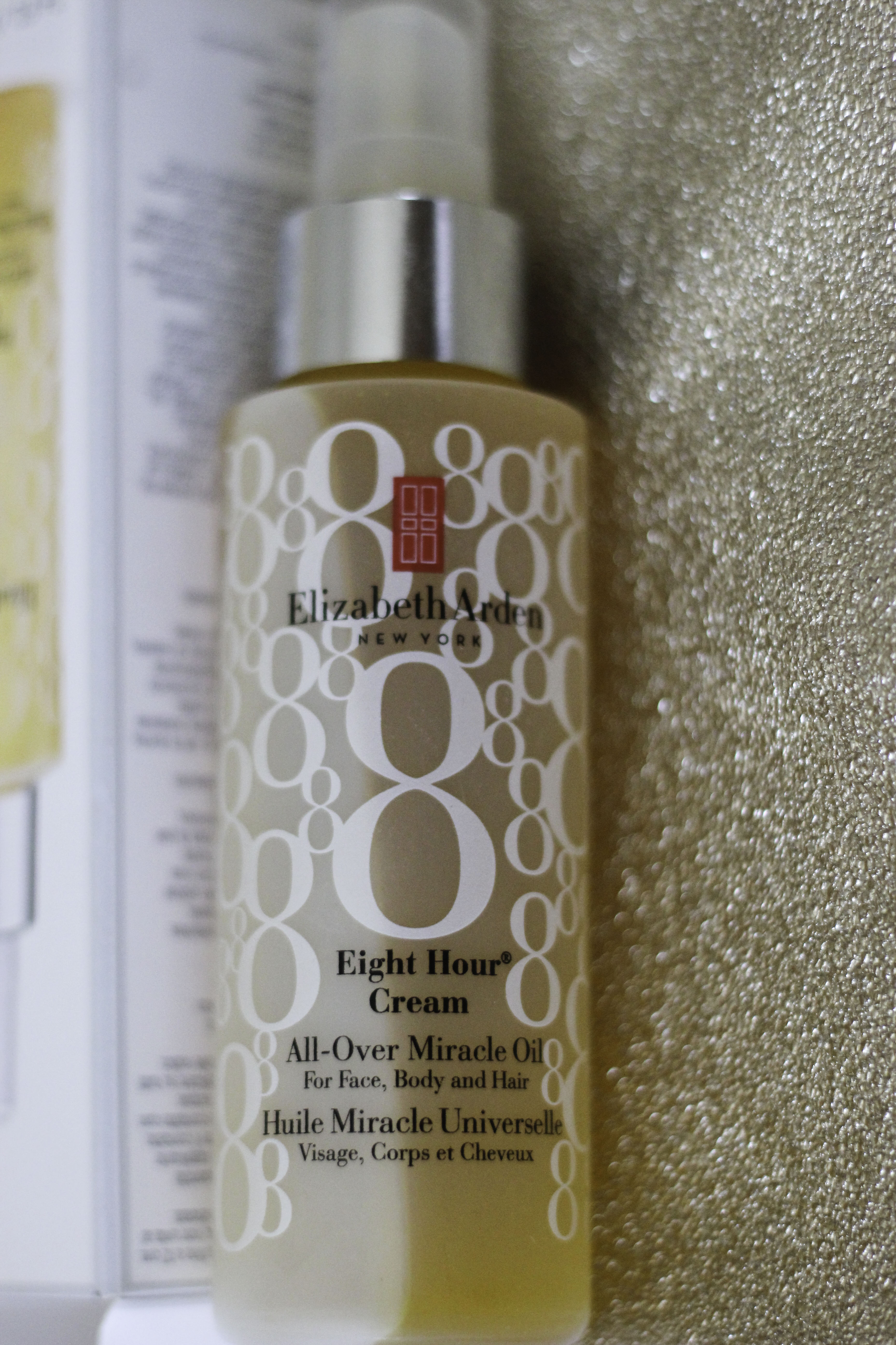 elizabeth arden 8 hour cream miracle oil reviews