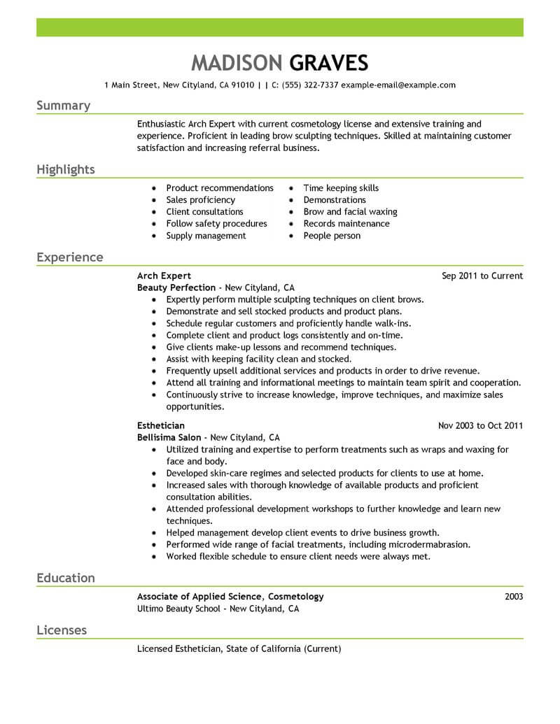 the resume writing experts reviews