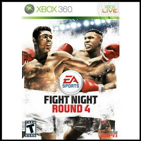 fight night round 3 xbox review