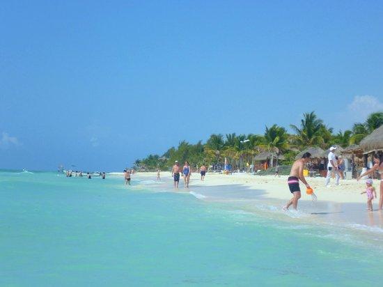 grand riviera princess beach reviews