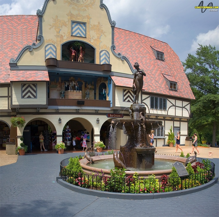 busch gardens williamsburg restaurant reviews