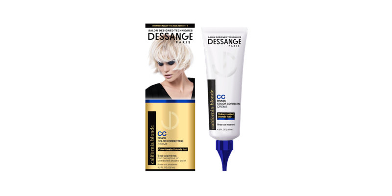 dessange brass color correcting cream review