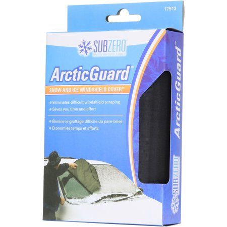 arctic guard windshield cover review