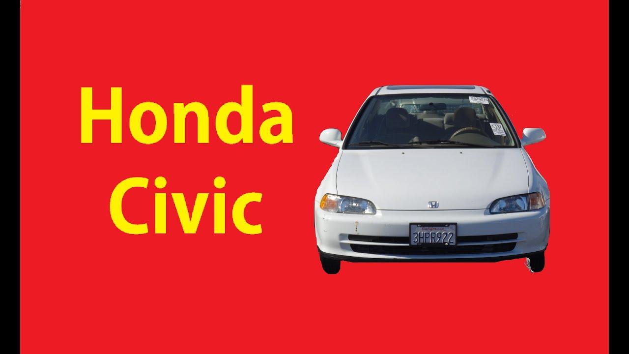 honda civic 1.6 vtec review