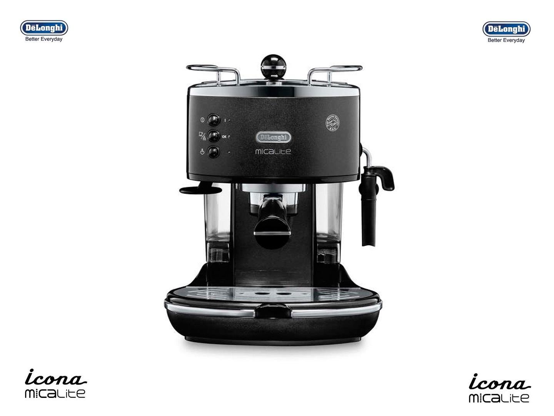 delonghi icona espresso machine review