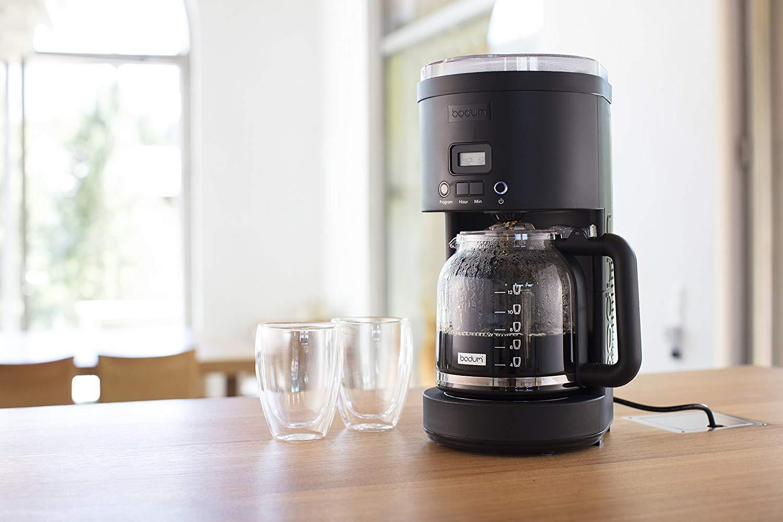 bodum programmable coffee maker reviews