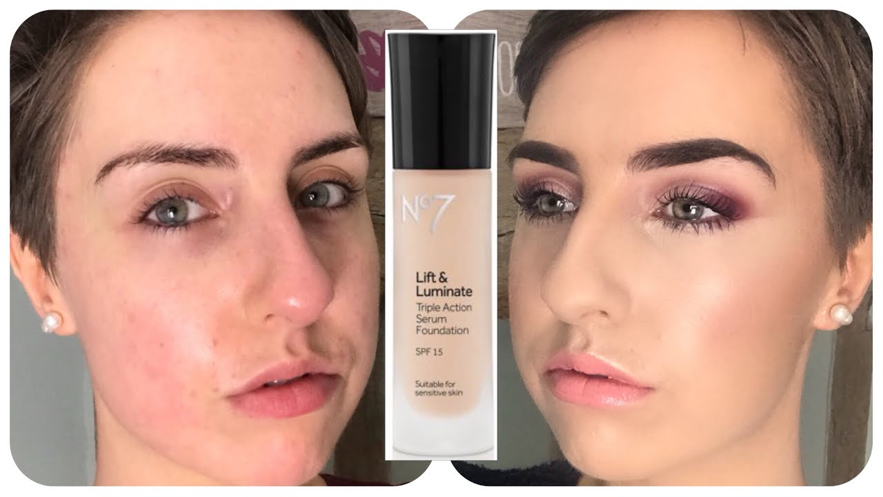 no 7 lift and luminate serum reviews