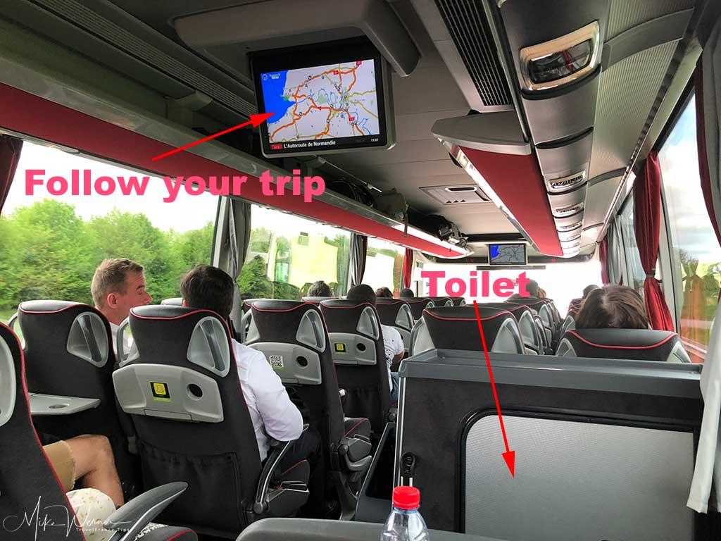 flixbus amsterdam to paris review
