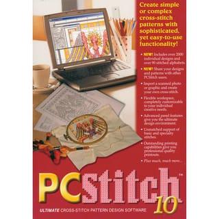 cross stitch design software reviews