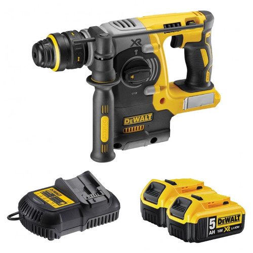 dewalt 18v hammer drill review