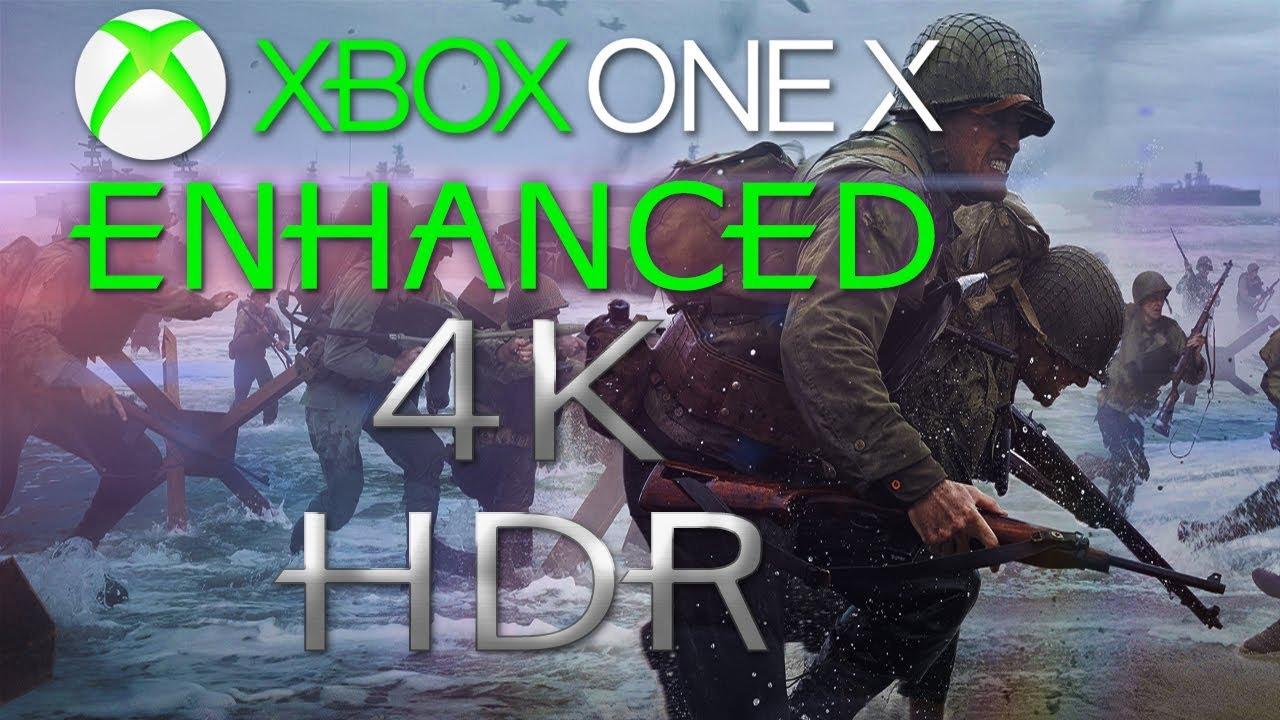 cod ww2 review xbox one