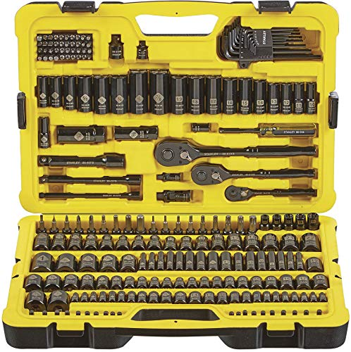 stanley professional grade socket set review