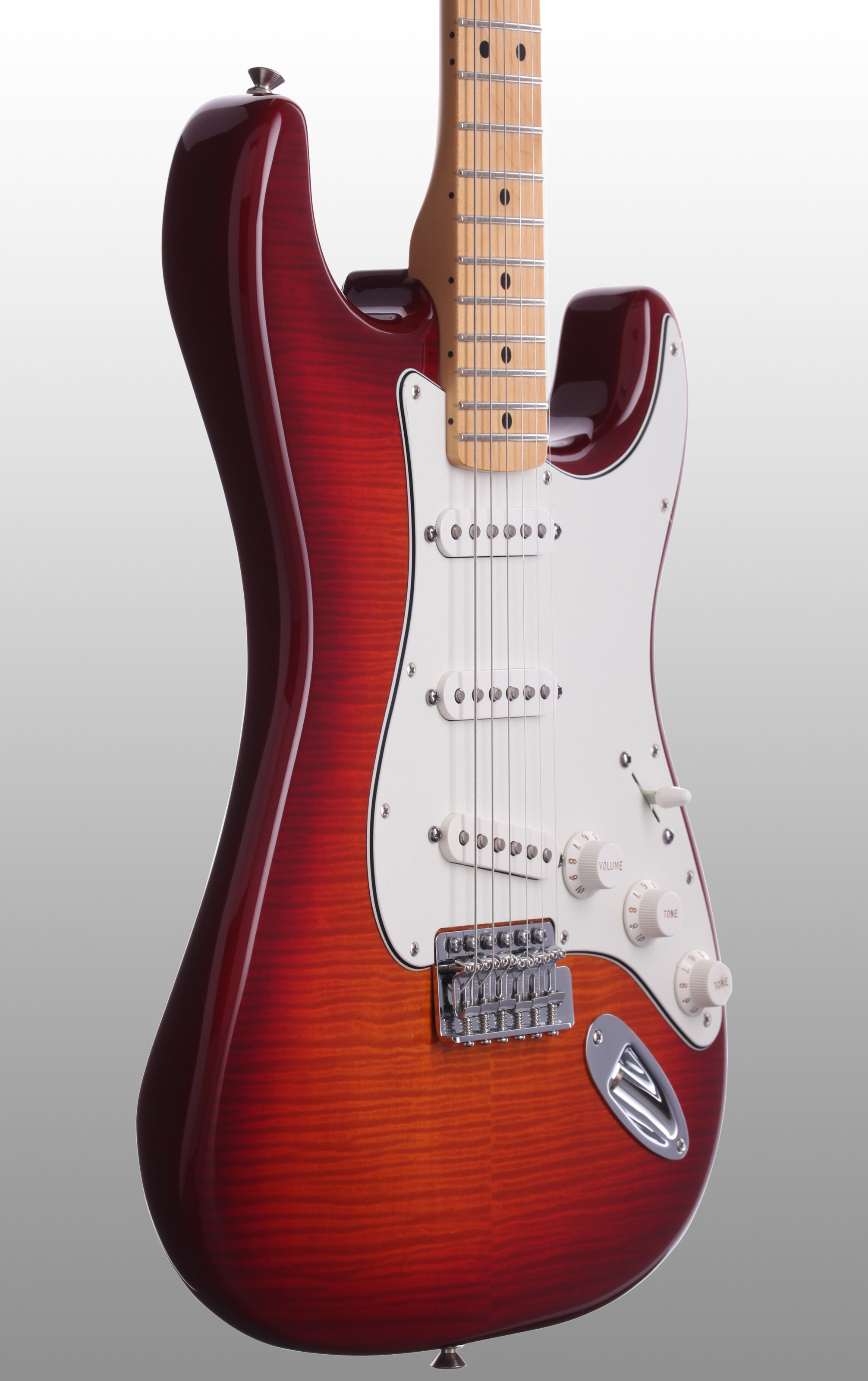 fender standard stratocaster plus top review