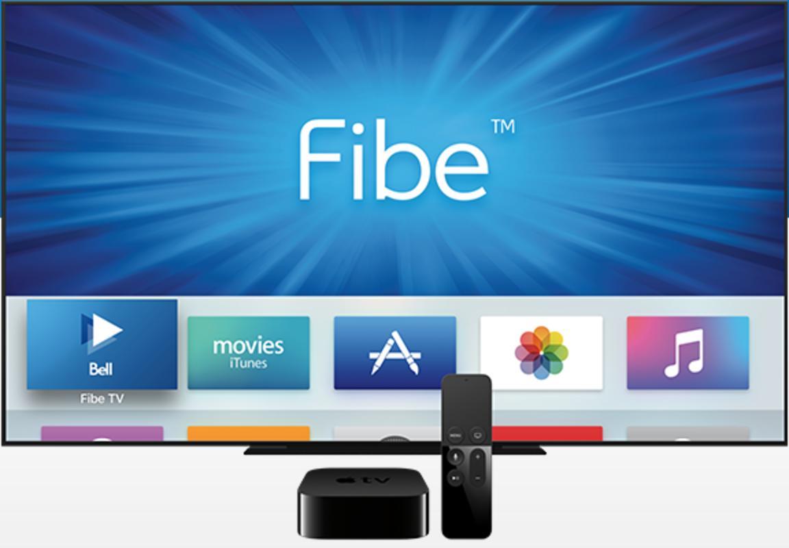 bell fibe apple tv review
