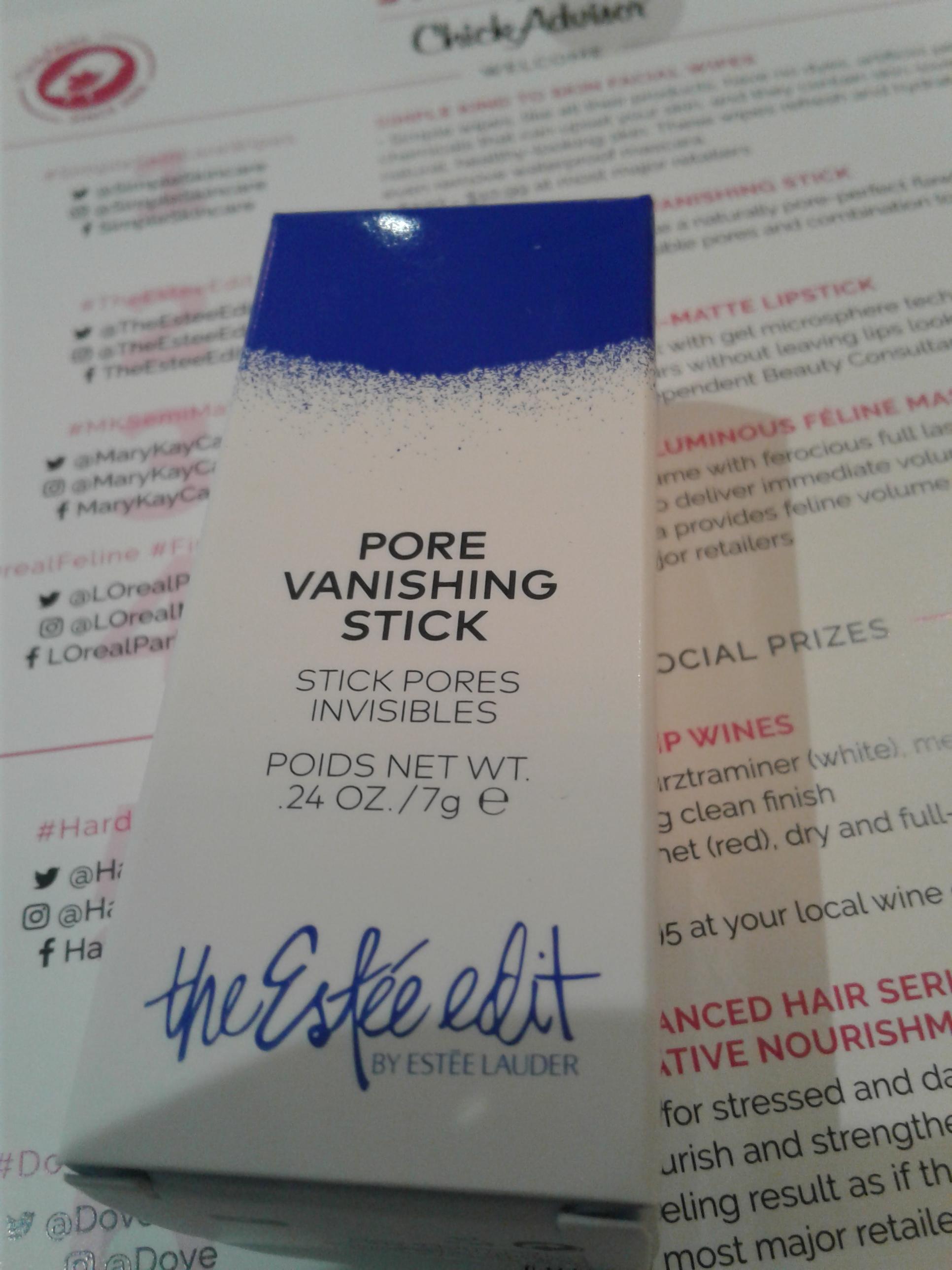 estee lauder pore vanishing stick review