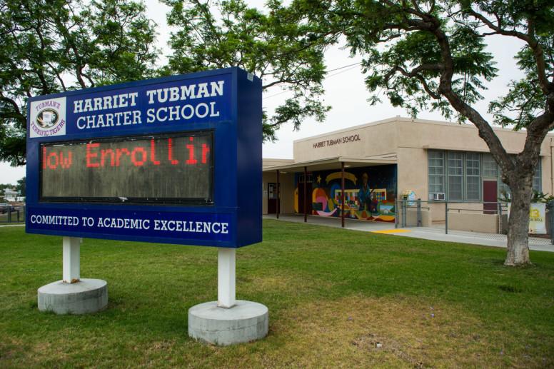 harriet tubman charter school reviews