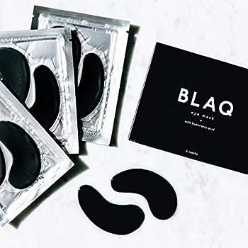 blaq hydrogel eye mask review
