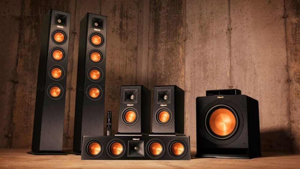 klipsch r 14m 4 inch reference bookshelf speakers review