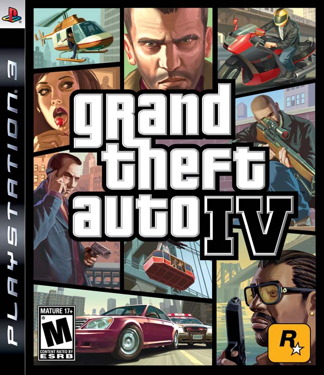 grand theft auto 4 ps3 review