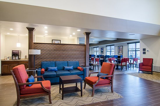 comfort inn central denver reviews