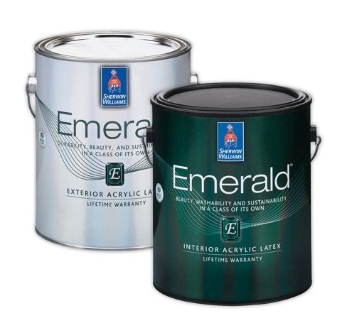exterior acrylic latex paint reviews