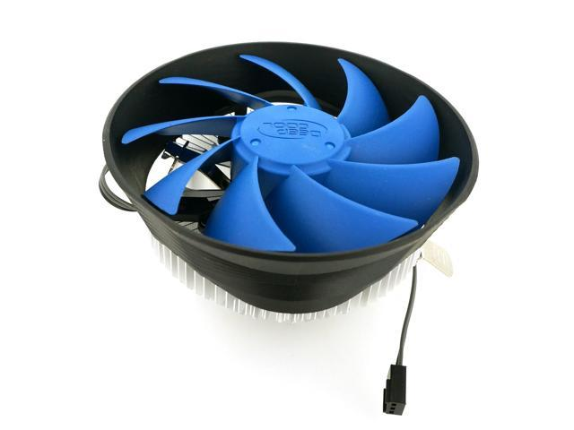 deepcool gamma archer cpu cooler review