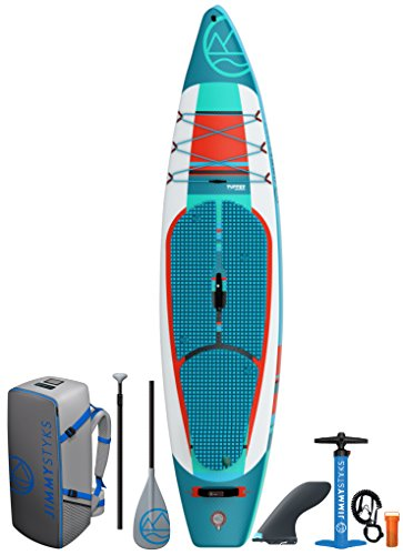 jimmy styks inflatable paddle board reviews