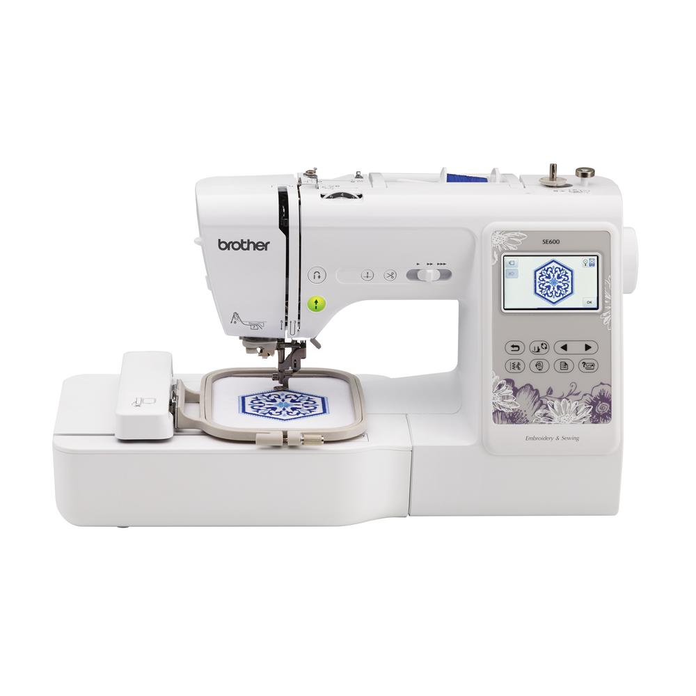 brother ce8080 computerized sewing machine review