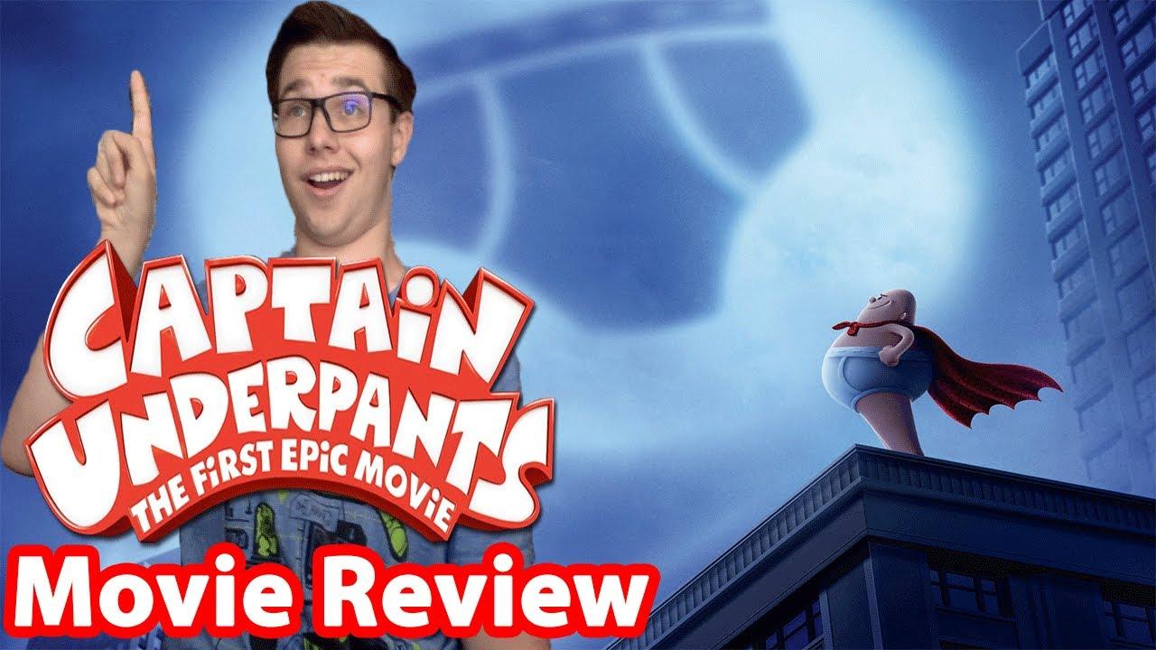 captain underpants movie parent reviews