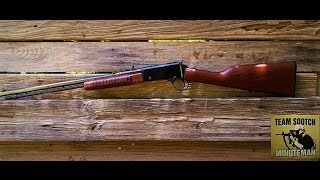 henry pump action 22 review