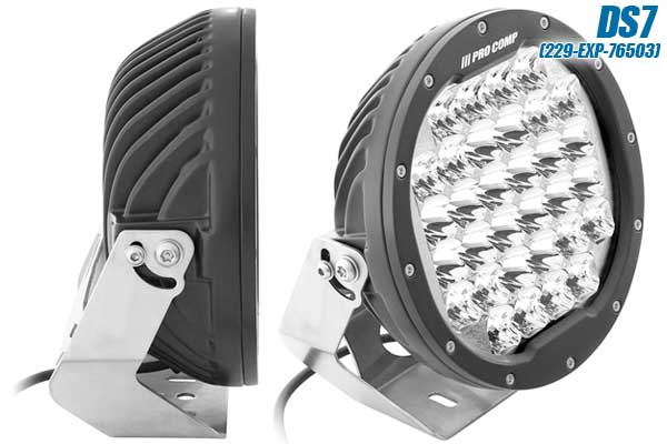 pro comp led headlight review