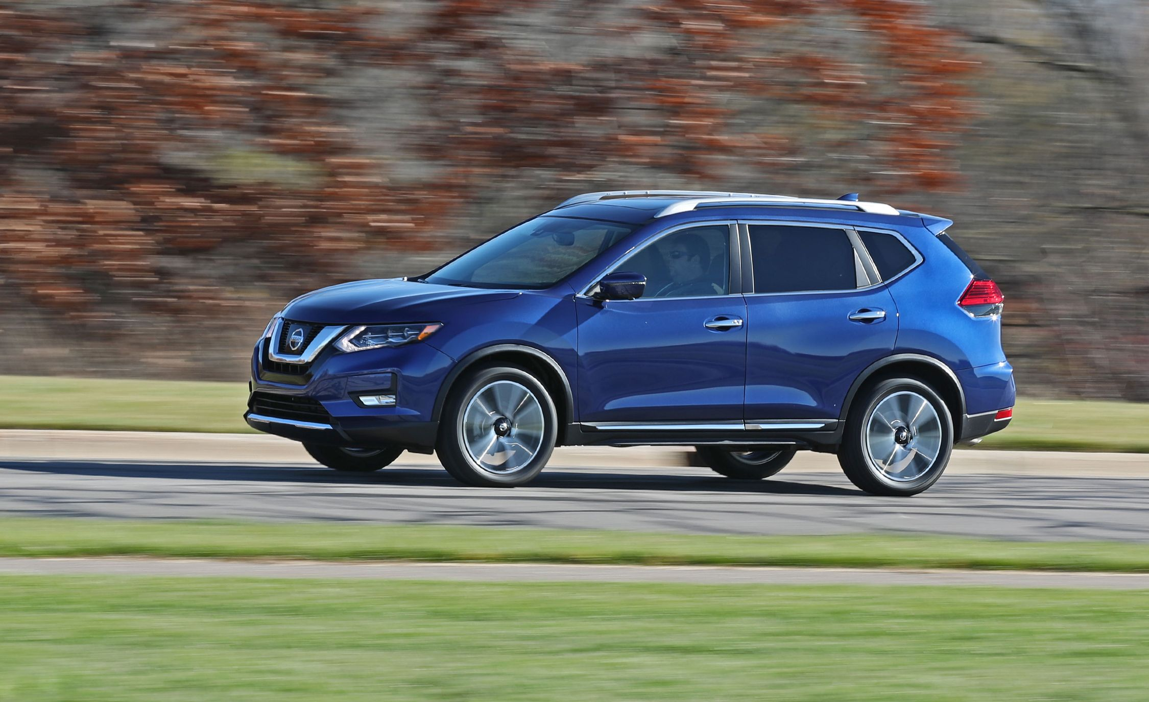 nissan rogue midnight edition 2018 review