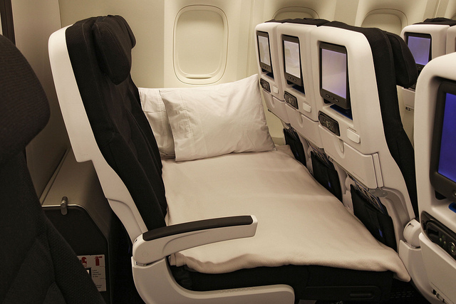 air new zealand space seat reviews