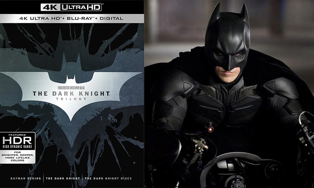 dark knight 4k blu ray review