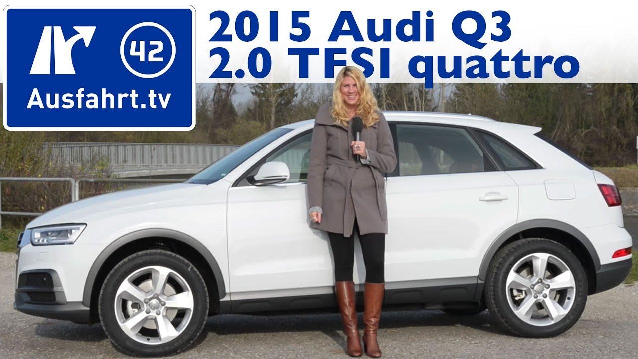 audi q3 s tronic review