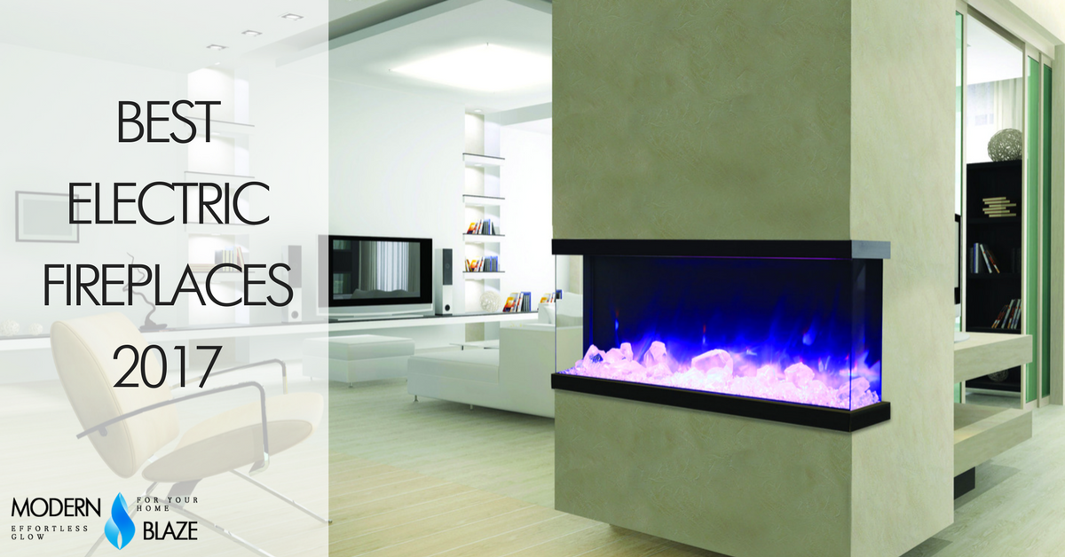 electric fireplace insert reviews 2017